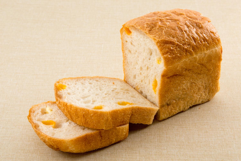 チーズトーストの写真