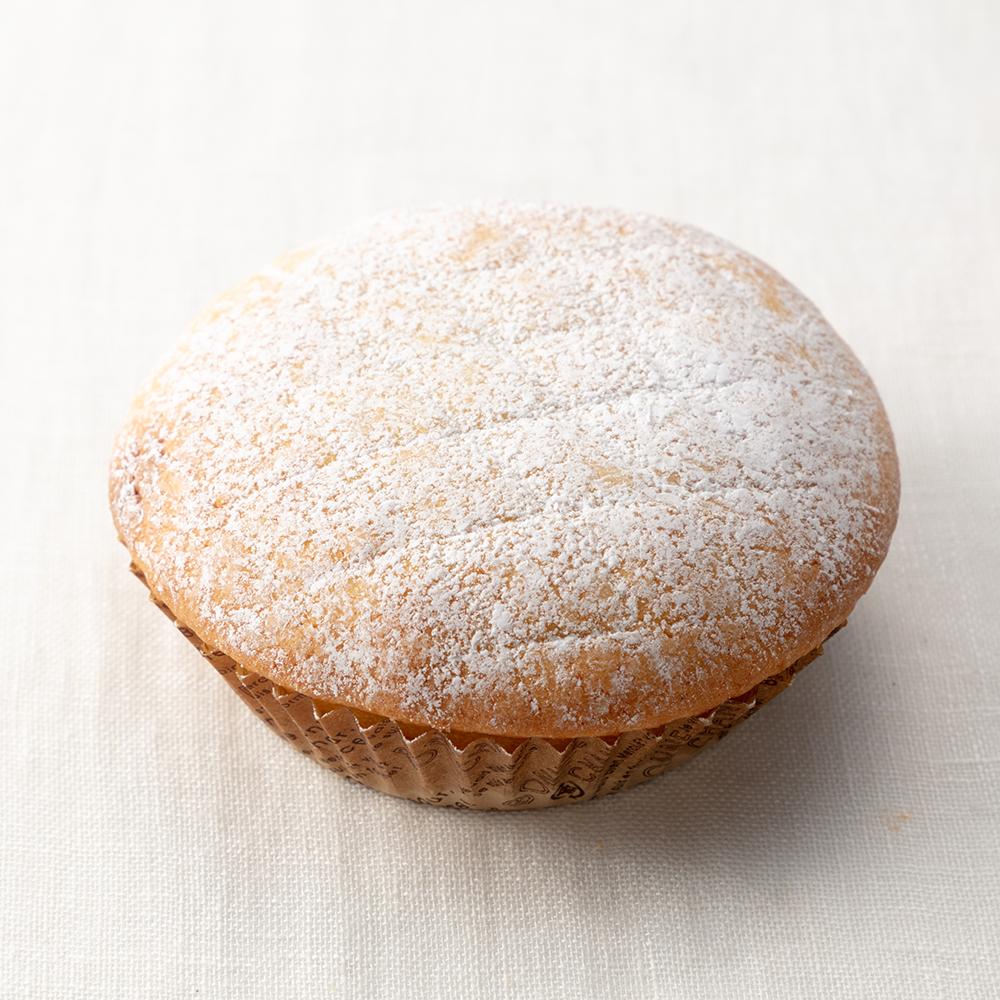非公開: もっちりクリームメロンパンの写真