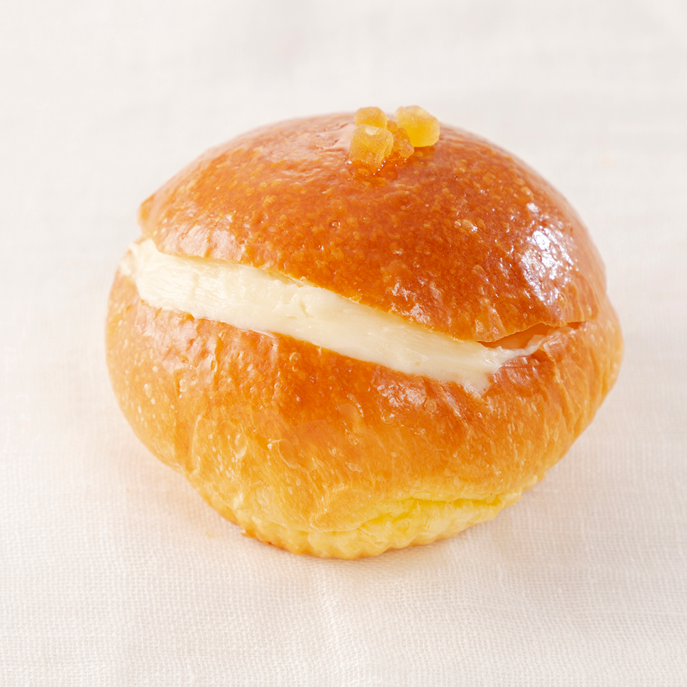 ハチミツとバターのブリオッシュの写真